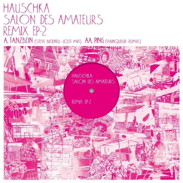 Salon des Amateurs Remix EP 2